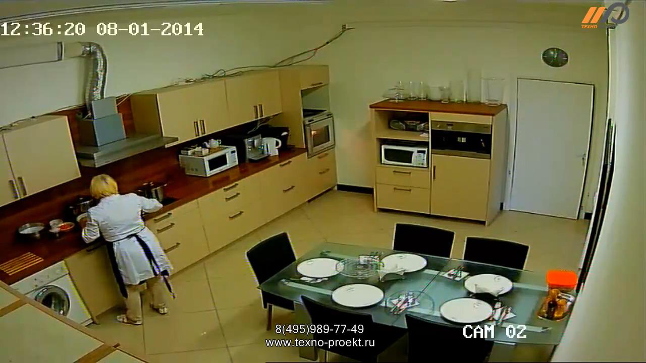 скрытые камеры в дом - 1
